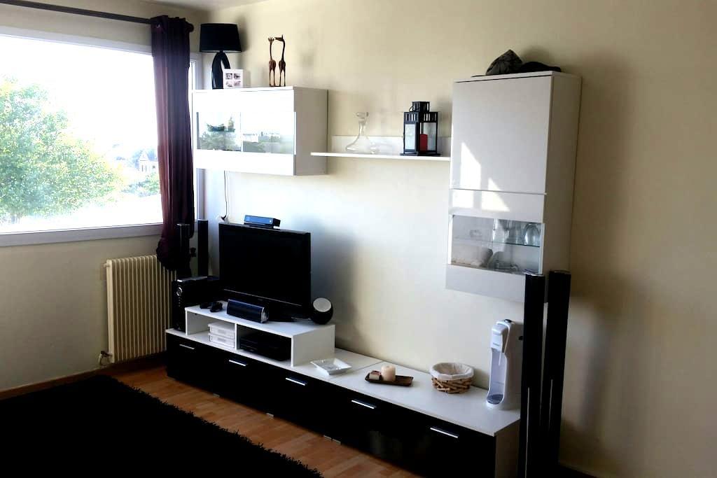 Studio proche de la gare de Chartres - Mainvilliers - Daire