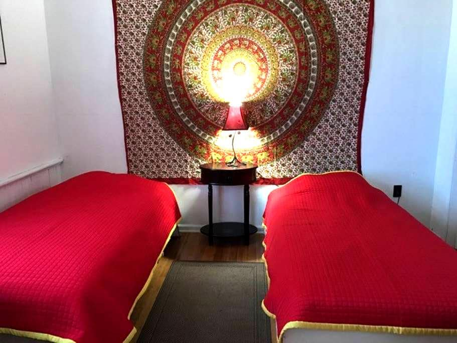 Cozy private room near Princeton New Brunswick NYC - Franklin Township
