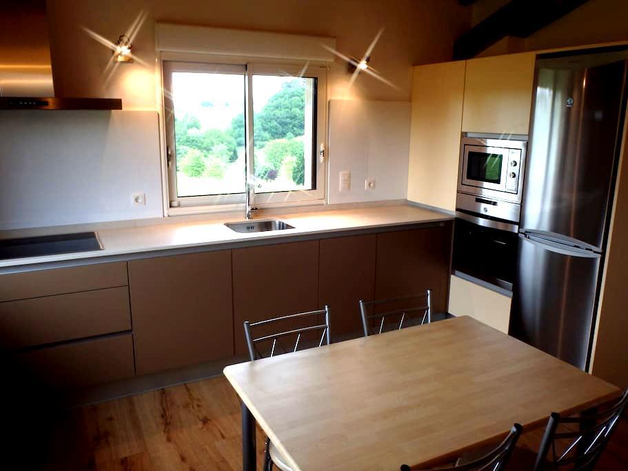Charming one-bedroom flat - Souraïde - 公寓