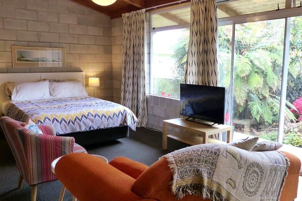Large Self Contained Studio in Quiet Cul de Sac - Rotorua - Apartamento