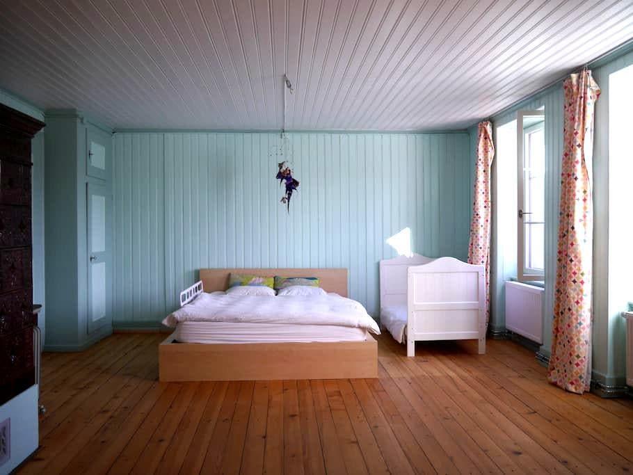 Spacious 3- room house, 120 sq.m. - Hallau - Rumah