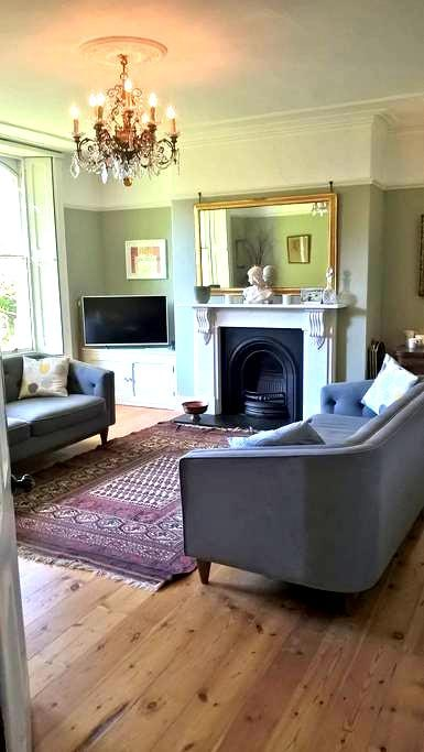 Spacious period town house in South Cotswolds - Stroud - Hus