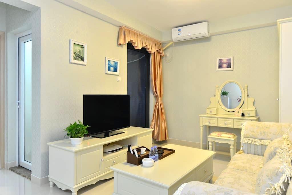 深圳世界之窗附近豪华一房一厅,私家花园公寓,适合旅游休闲。 - Shenzhen
