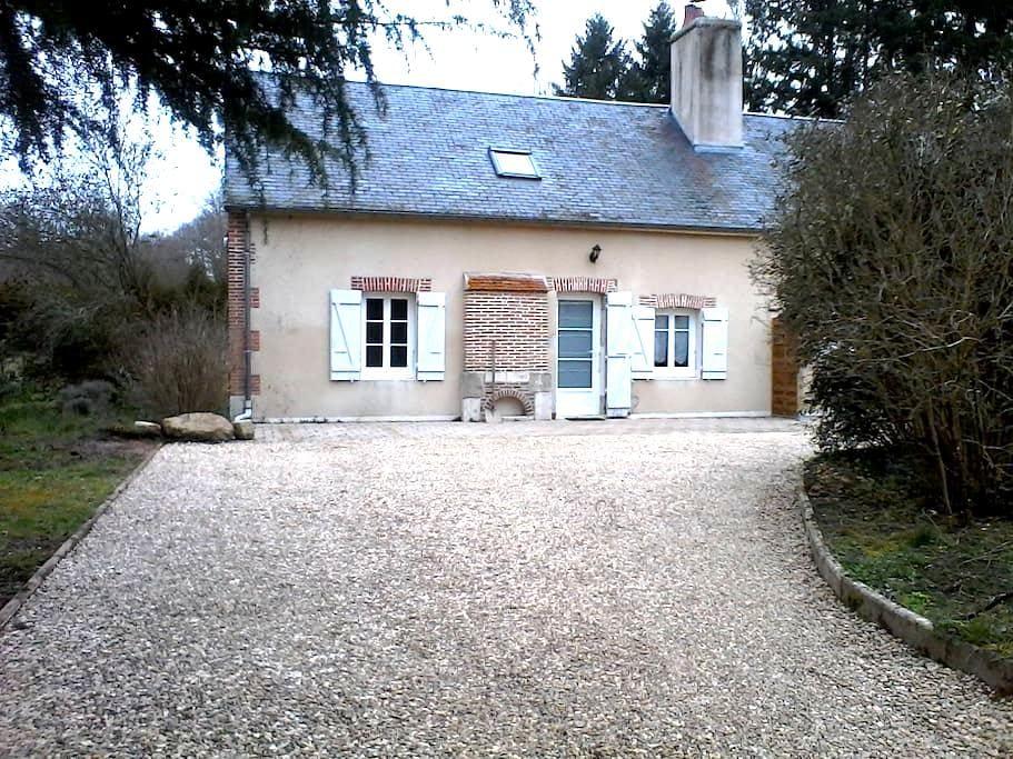 """Gite """"Le Muid"""" - Sully-sur-Loire - Casa"""