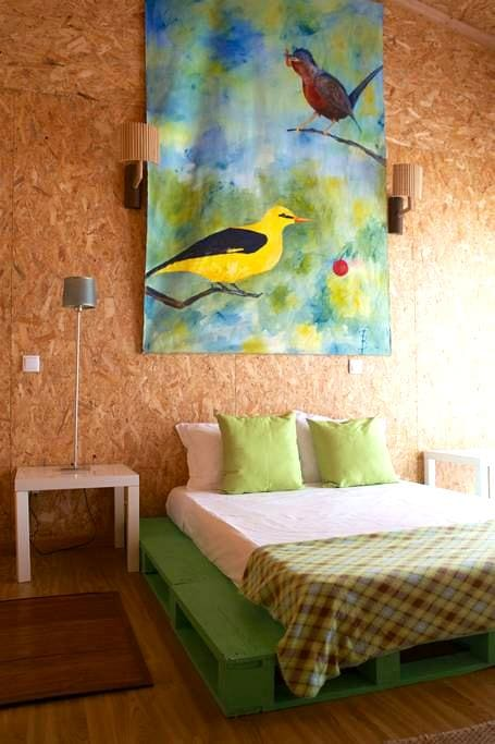 Biovilla - Green room - Palmela - Bed & Breakfast