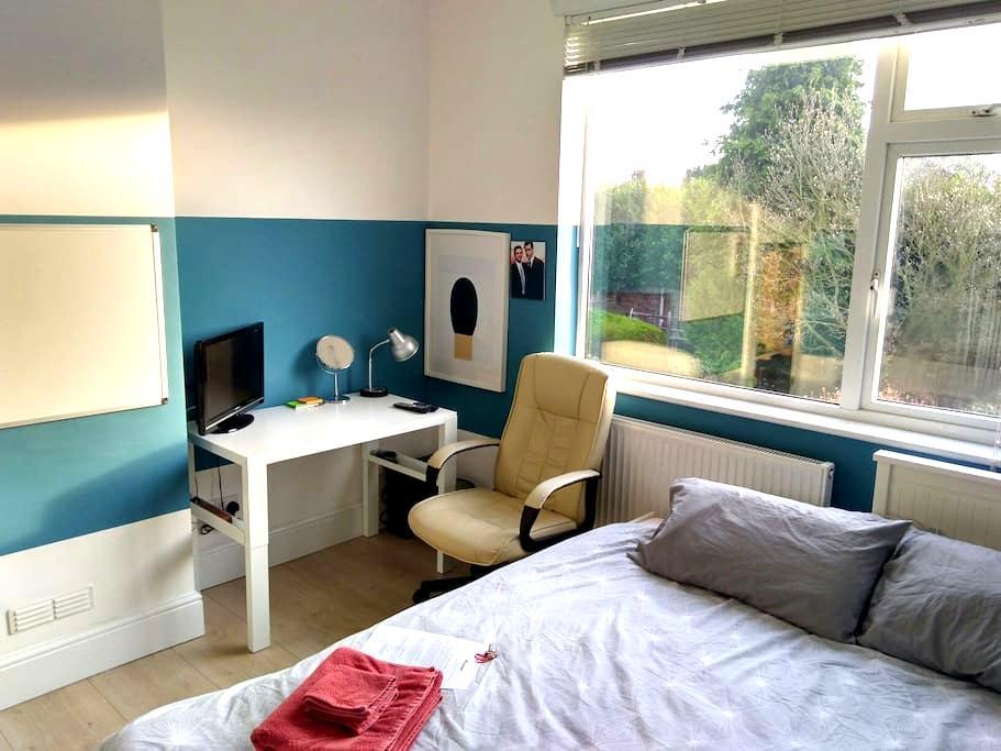 Bright Modern Room in EN1 - Enfield - Talo