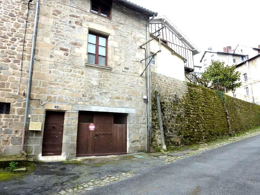Studio St Jacques,heart of Eymoutiers - Eymoutiers - Apartamento