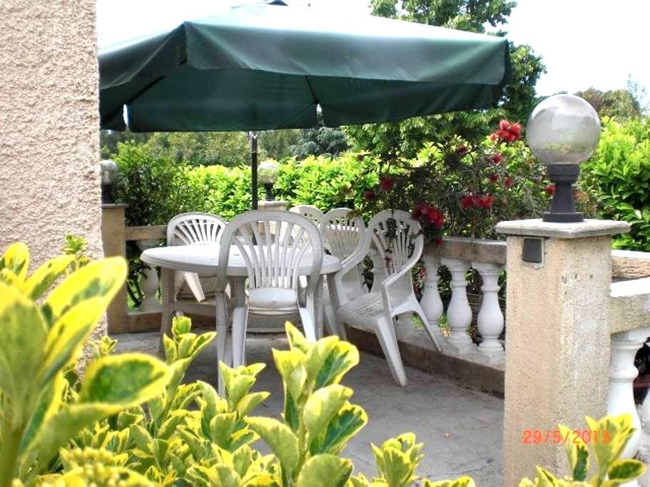 bel appartement avec terrasse - Lucciana - Lägenhet