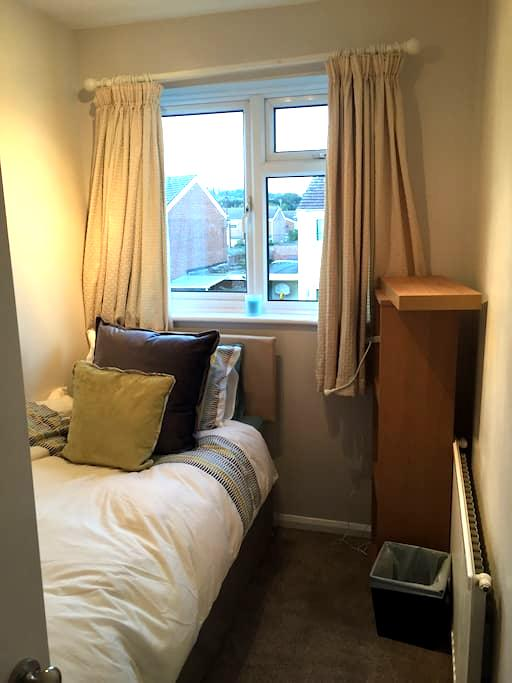 Snug single room - Pangbourne - Huis