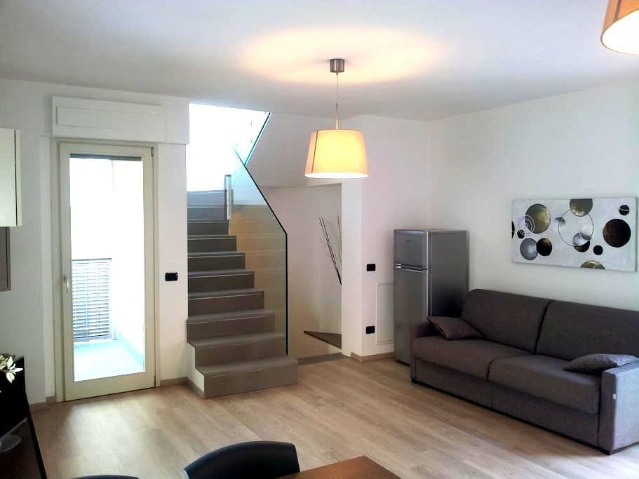 Casa moderna nel pieno centro di Sondrio - Sondrio - Casa