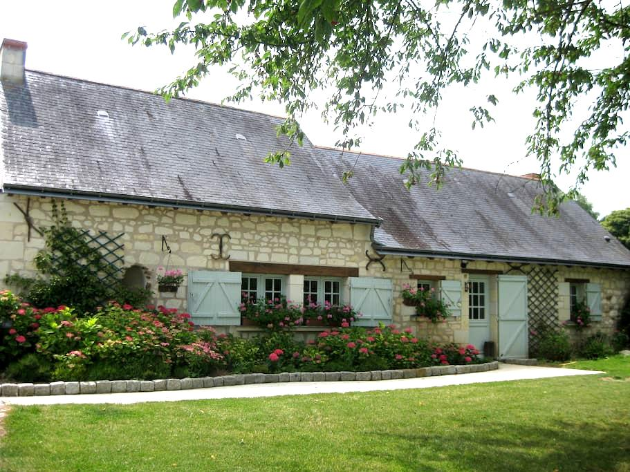 Home sweet home Chambre 2 - Blou - Huis
