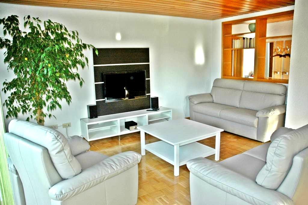 Große Ferienwohnung für 6 Personen, 90qm nahe Rust - Kappel-Grafenhausen - 公寓