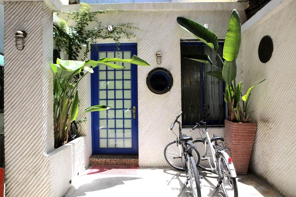 Cozy Cottage Near MRT YanchengPu - Yancheng District - Haus