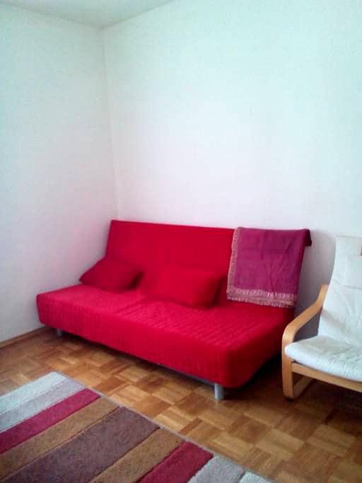 nice quiet room x nice quiet people - Meran - Lägenhet