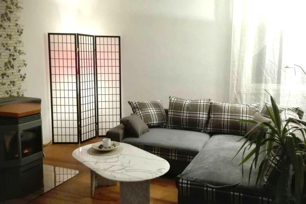 Zentral und doch ruhige Wohngegend - Donaueschingen - Appartement