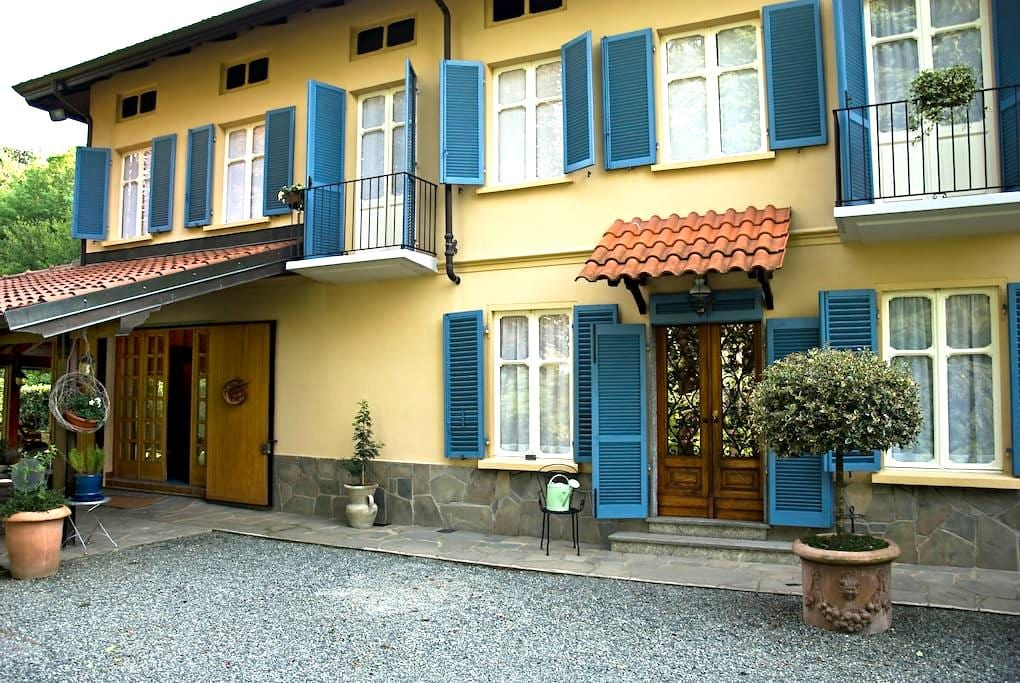 Le finestre sui canali near Turin - Cafasse - Talo