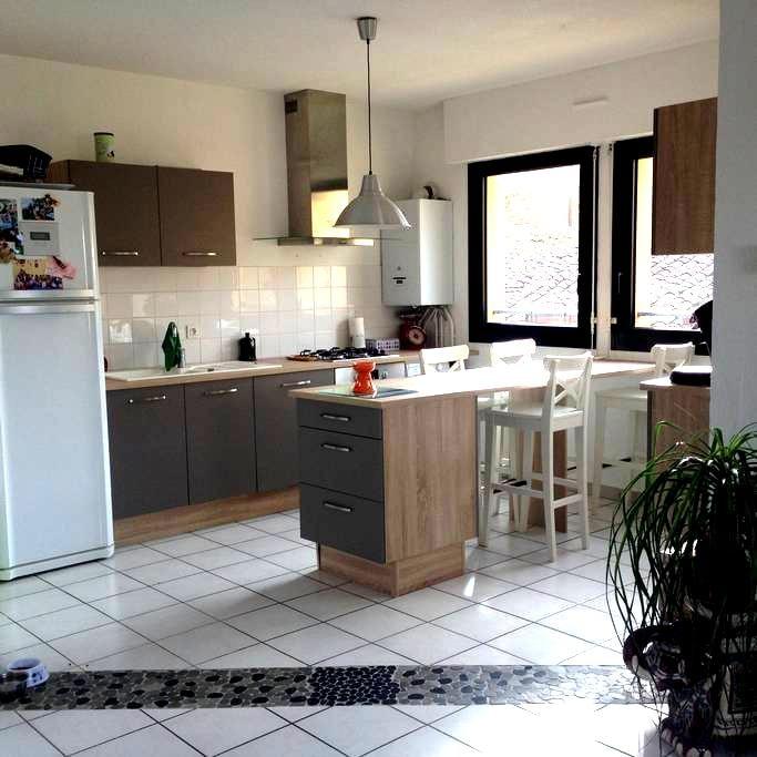Duplex très proche du centre ville de Montauban. - Montauban - Appartement