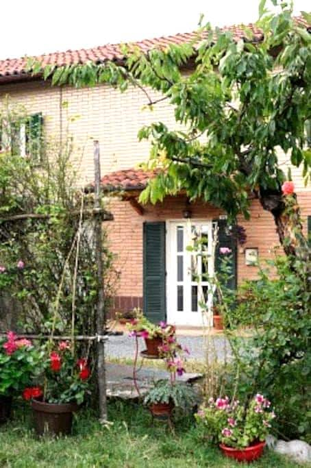 Appartamento in cascina nel verde - Alessandria - Leilighet