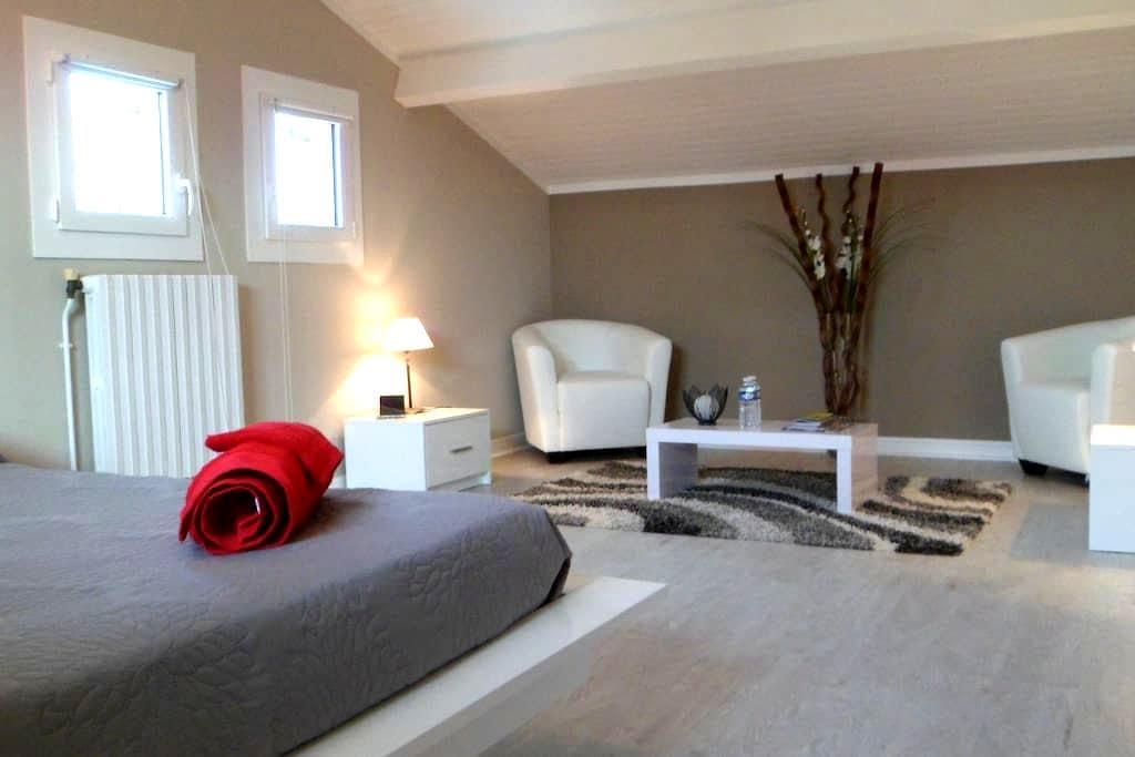 1 grande chambre privée limitrophe Toulouse/Labège - Saint-Orens-de-Gameville - Ev