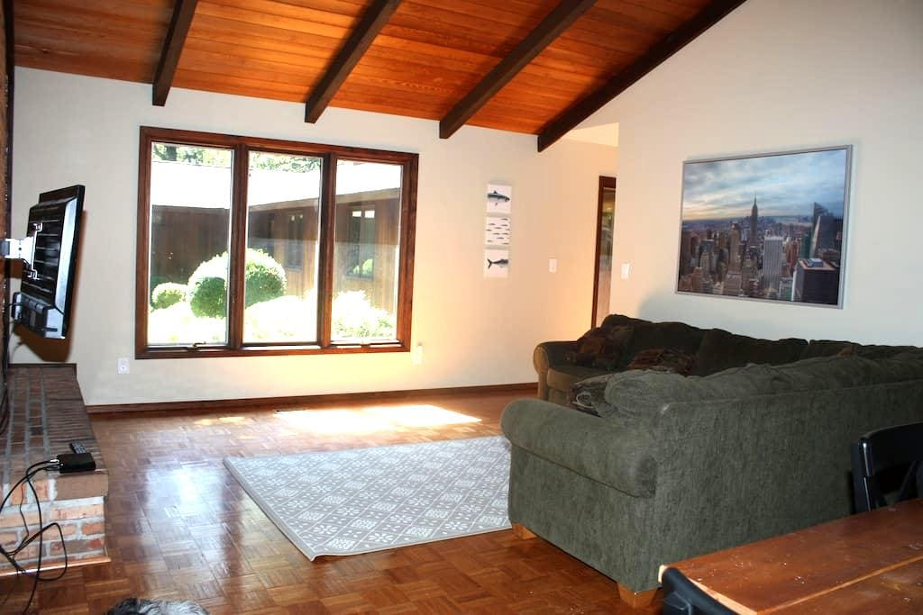 Spacious suite close to NYC - Morris Plains - Apartamento