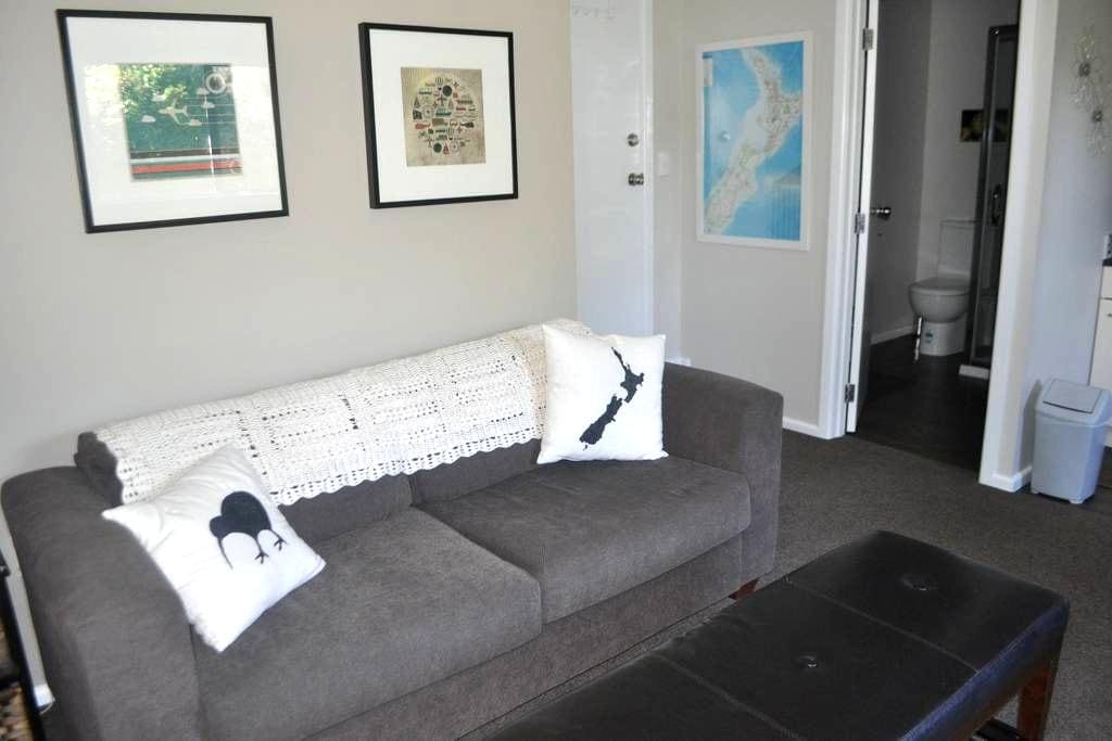 Self-contained unit in family home - Hastings - 公寓