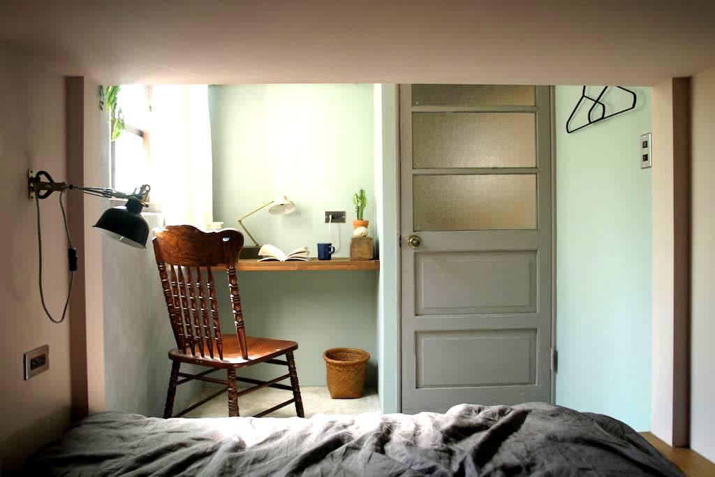 MIAOKO hostel :Loft Double Bedroom - TW - Apartament