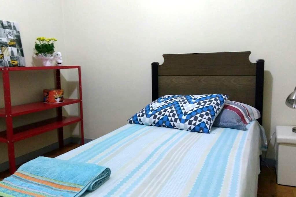 Quarto em Belo Horizonte - Savassi - Belo Horizonte - Lejlighed
