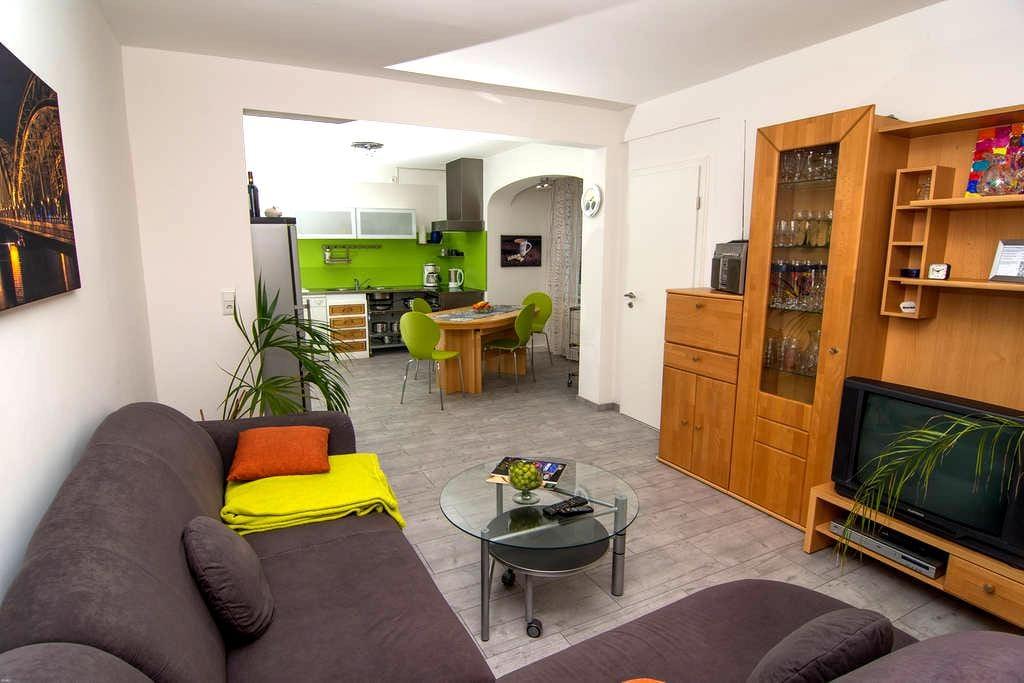 Apartment am Steinbrink - Herford - Apartamento