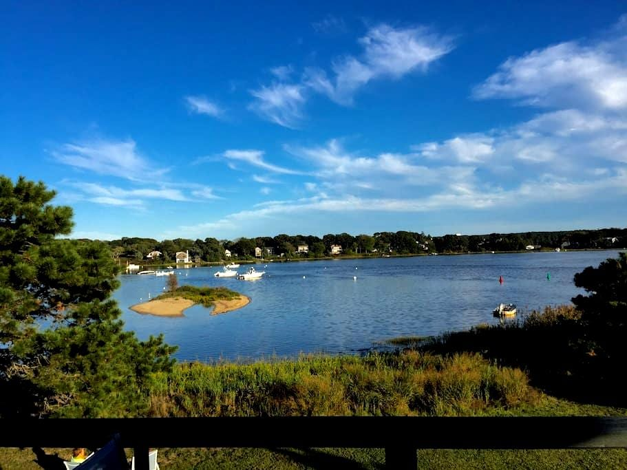 Pied-a-terre  with incredible views of the water - Vineyard Haven - Departamento