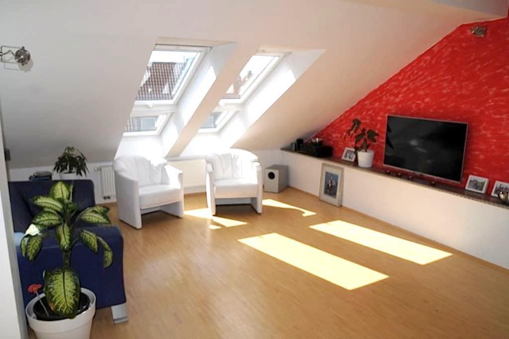 Traumhafte Wohnung nahe Zentrum - Hannover - Appartement