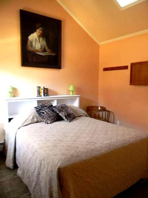 Ida Bailey Allen Guest Suite - Mansfield - Appartement
