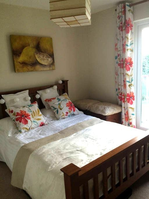 Wake up in charming Wicklow! - Wicklow Town - Casa
