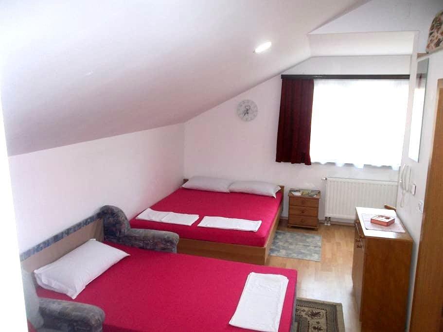 Apartment 4 person Samobor, near Zagreb - Samobor - Appartement
