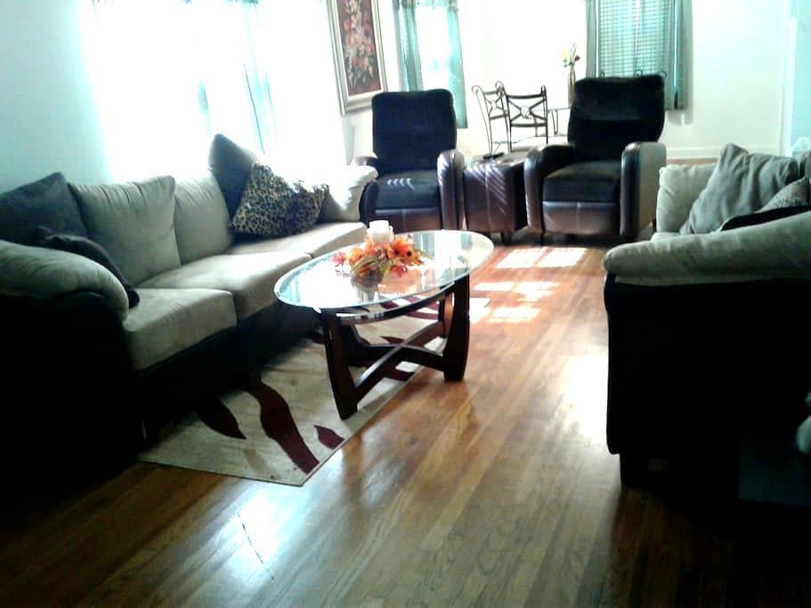 Private Home near Graceland Enterprises - Memphis - Casa