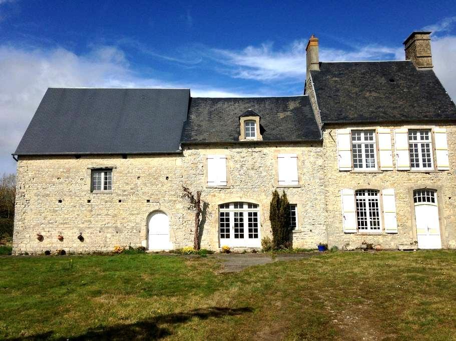 Norman Farmhouse / Tour de France - Angoville-au-Plain - House