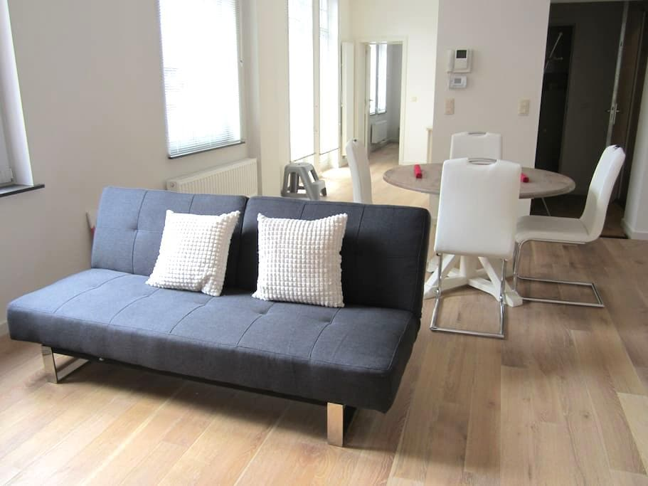 Perfect apartment centre of Ghent - Ghent - Huoneisto