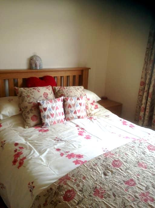 Comfortable homely townhouse - South Molton - Casa