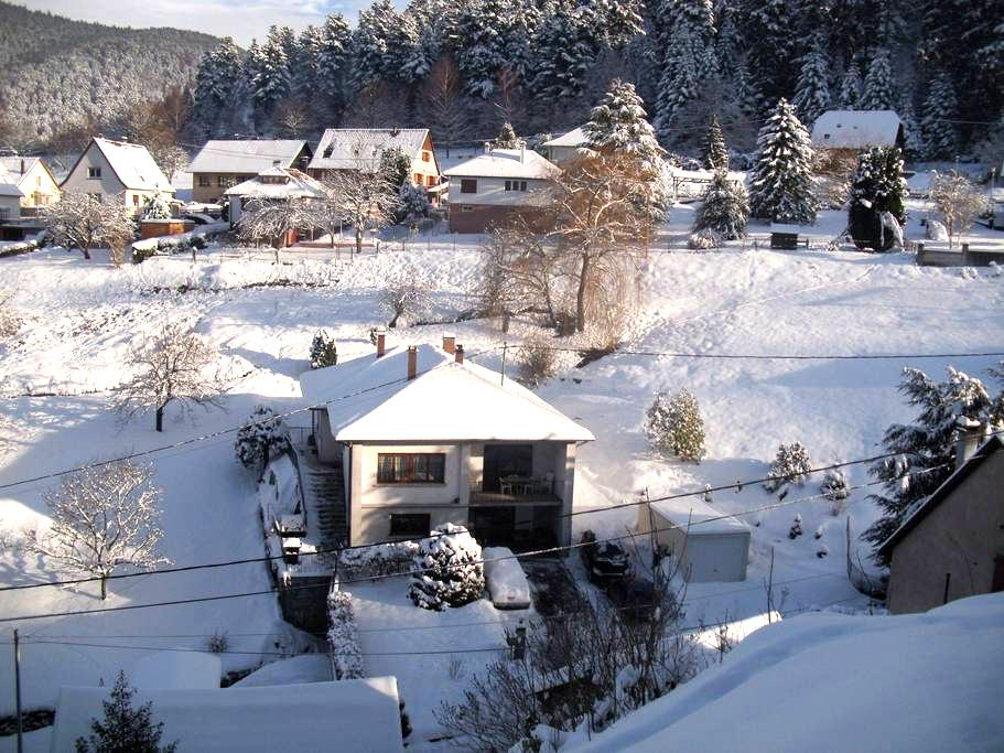 Appartement Alsacien - Rothau - Leilighet