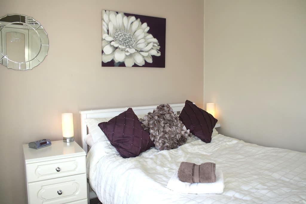 Warm welcome - double bedroom - Wolverhampton - Rumah