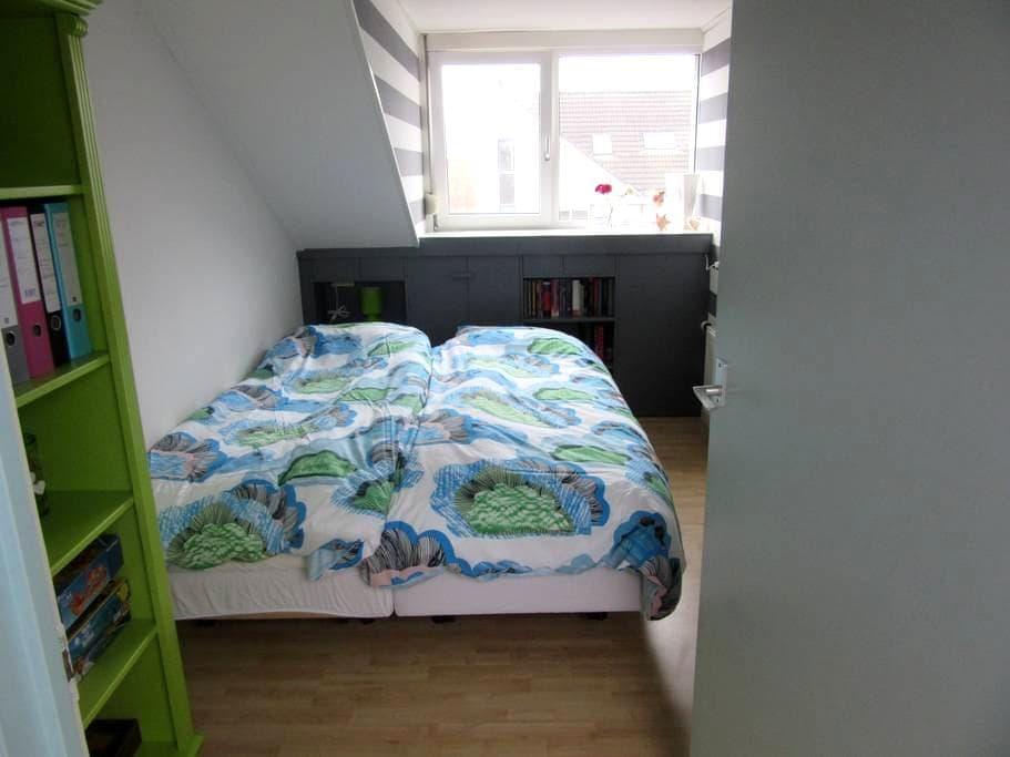Comfortabel en ruim verblijf in Veenendaal - Veenendaal - Apartamento