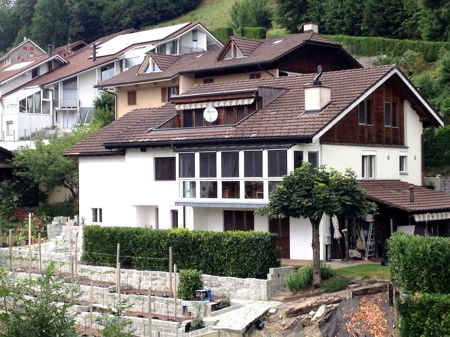 "Holiday apartment ""Monte Castello"" - Wolhusen - Daire"