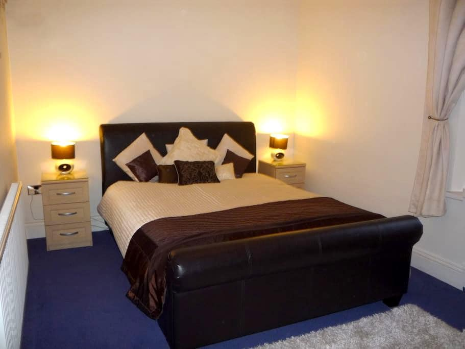 J37 of M1 En-Suite Double Room & King -Barnsley - Barnsley - Casa