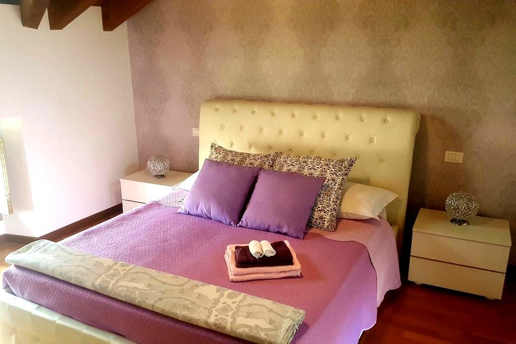 Donizetti suite private toilet - Bergame - Loft