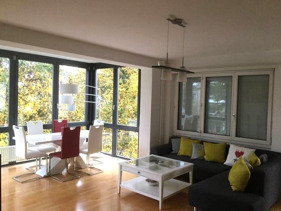 Nice room in luxury flat, downtown - Bern - Apartment