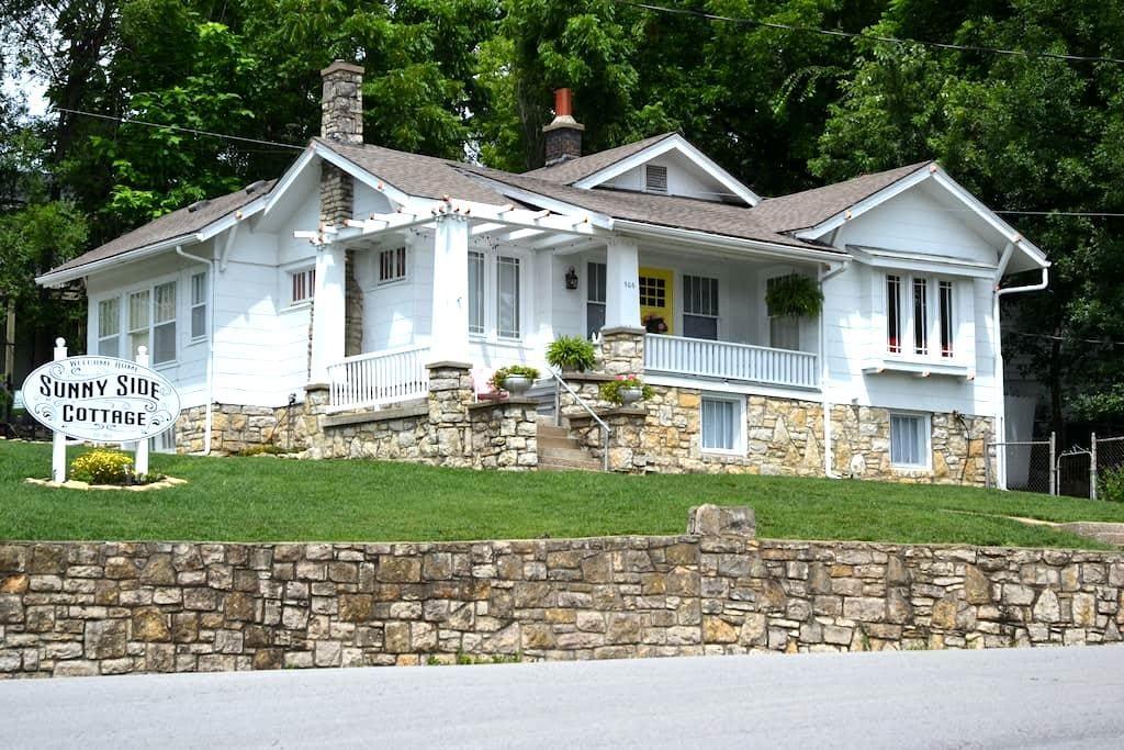 The Sunny Side Cottage - Excelsior Springs - Ev