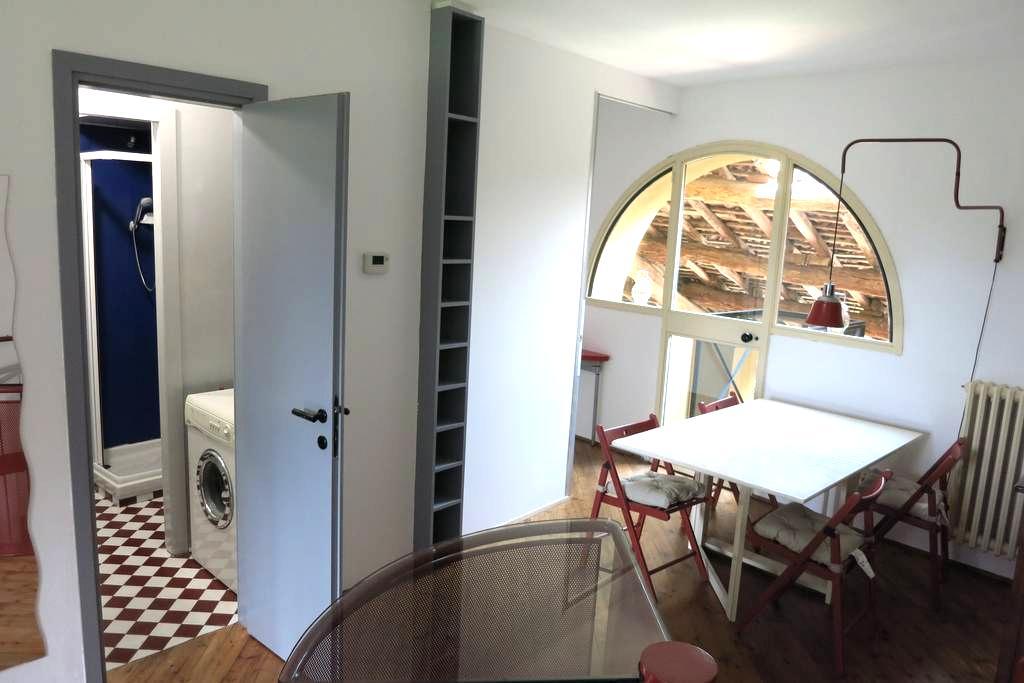 Duplex in antica cascina ristrutturata - Lodi - Lägenhet