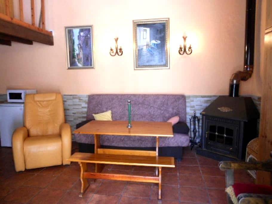 Apartamento loft en el centro - Valladolid - Loteng Studio