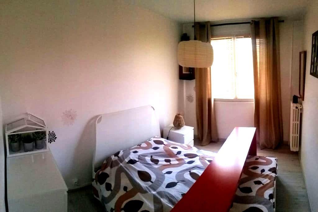 Chambre 2 dans appartement spacieux - Béthune - Wohnung