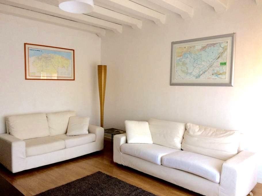 Bright and spacious apartment - Bassano del Grappa - Leilighet