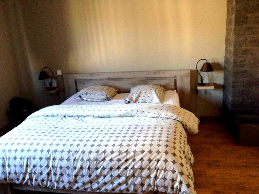 Chambre agréable et confortable - Brouderdorff - Casa